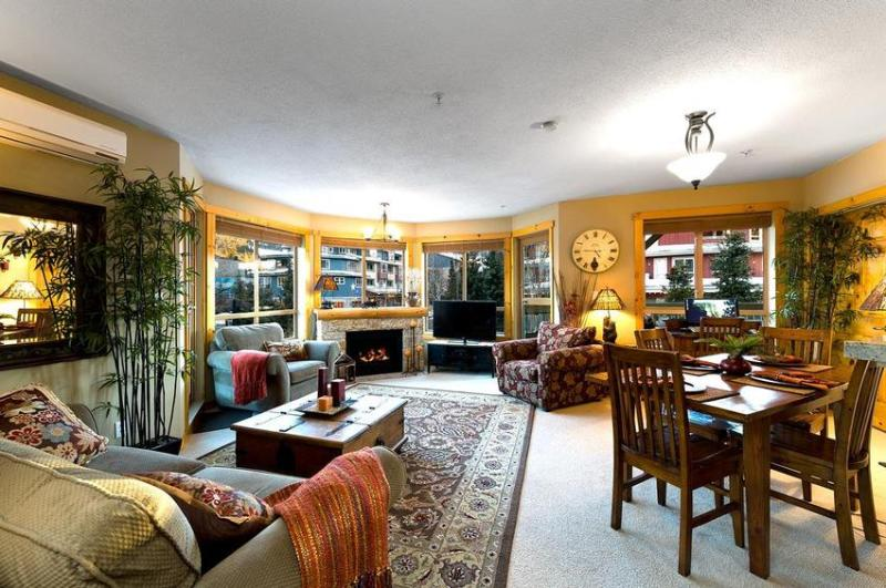 Heart of Whistler Village - 270 Degree Mountain and Stroll Views - Image 1 - Whistler - rentals