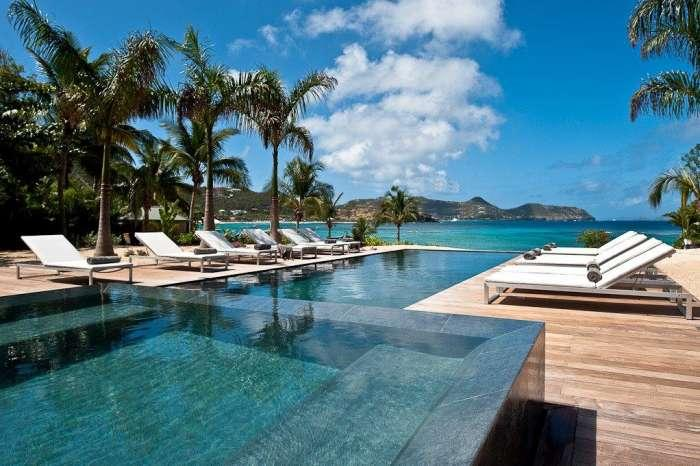 Luxury 5 bedroom St. Barts villa. Beach access and snorkeling in front of villa! - Image 1 - Marigot - rentals