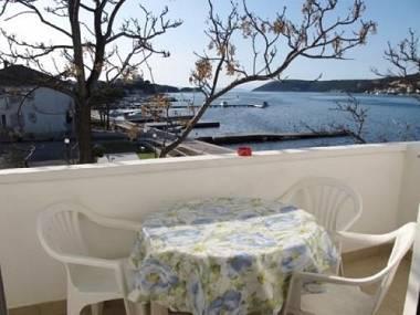 A4(4+1): balcony - 3656 A4(4+1) - Supetarska Draga - Supetarska Draga - rentals