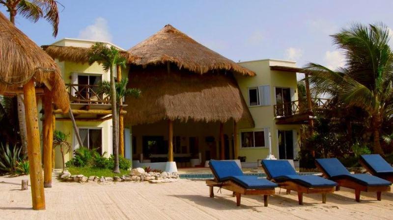 Beach Bargain! Casa De Ensueno  in Tankah - Image 1 - Tulum - rentals