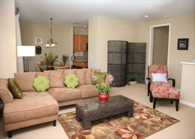 Spacious & Beautiful 2 bedroom Townhouse with AC! 10% off Fall Dates! - Image 1 - Princeville - rentals