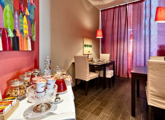 Breakfast room - Your quality B&B for Milano, Rho Fiera and Lakes - Milan - rentals