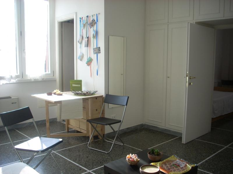 Living room - Nice Suite Rome in central area, close to Trastevere - Rome - rentals