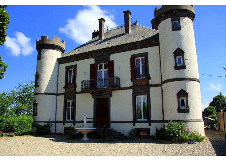 france/auvergne-limousin/chateau-de-giats - Image 1 - Giat - rentals