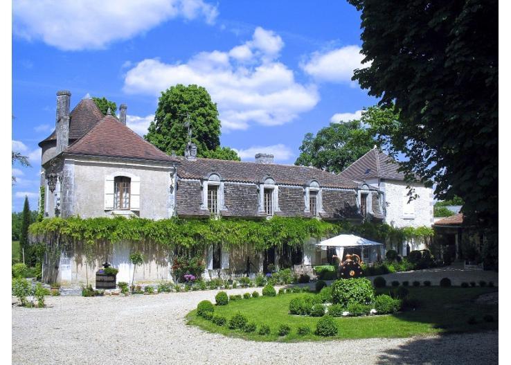 Chateau L'etoile - Image 1 - Saint-Martin-de-Ribérac - rentals