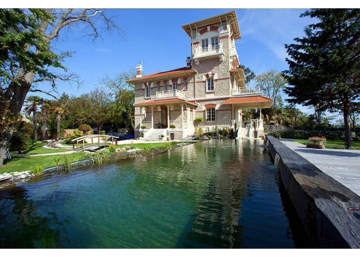 france/aquitaine/villa-le-bassin - Image 1 - Taussat les Bains - rentals