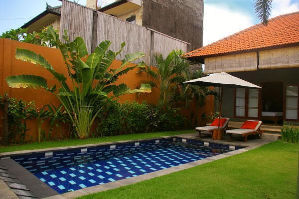 Seminyak Villa Central 2 bedrooms - Image 1 - Seminyak - rentals