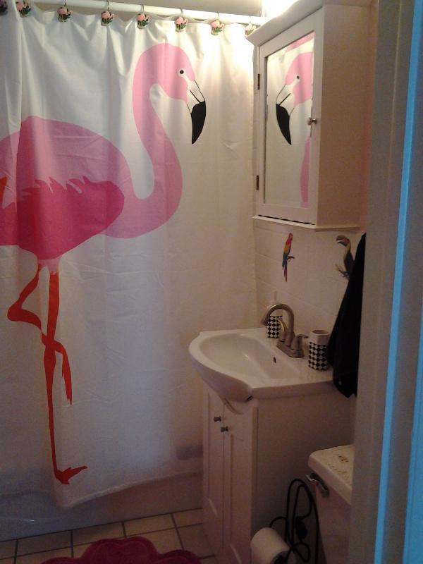 New vanity in bathroom and other upgrades - One bedroom condo - Wildwood Crest - rentals