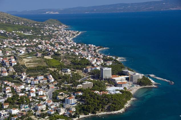 Podstrana - Comfortable apartment on adriatic coast (Dalmatia) - Podstrana - rentals