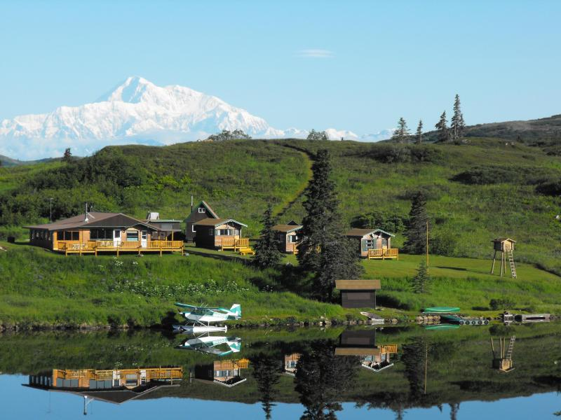 The Lodge - Caribou Lodge Alaska - Talkeetna - rentals