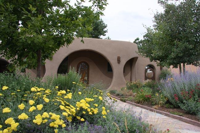Santa Fe Hobbit House - Luxury Santa Fe Hobbit House  3 Bedrooms 2 Baths - Santa Fe - rentals