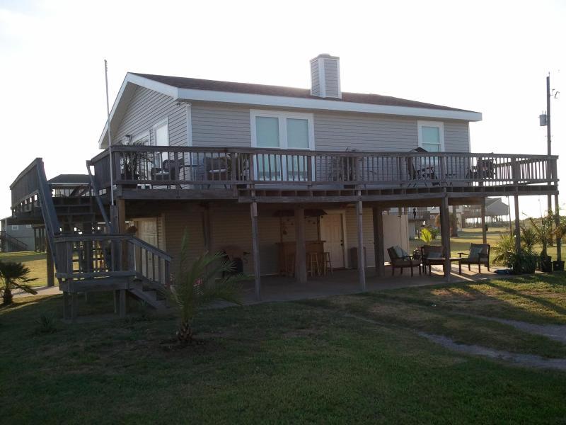 Exterior - Sea La Vie - Galveston - rentals