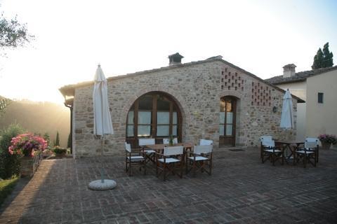 Casa di Giotto exterior - I Greppi di Silli Casa di Giotto - San Casciano in Val di Pesa - rentals