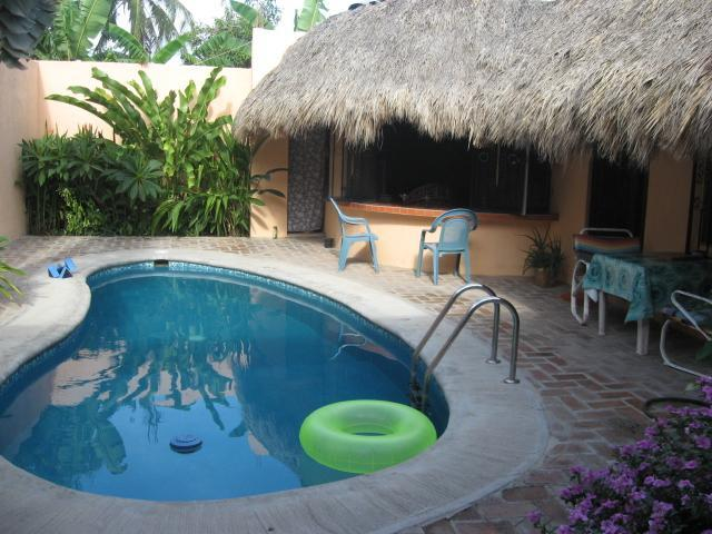 Private pool - Leonera - Melaque - rentals