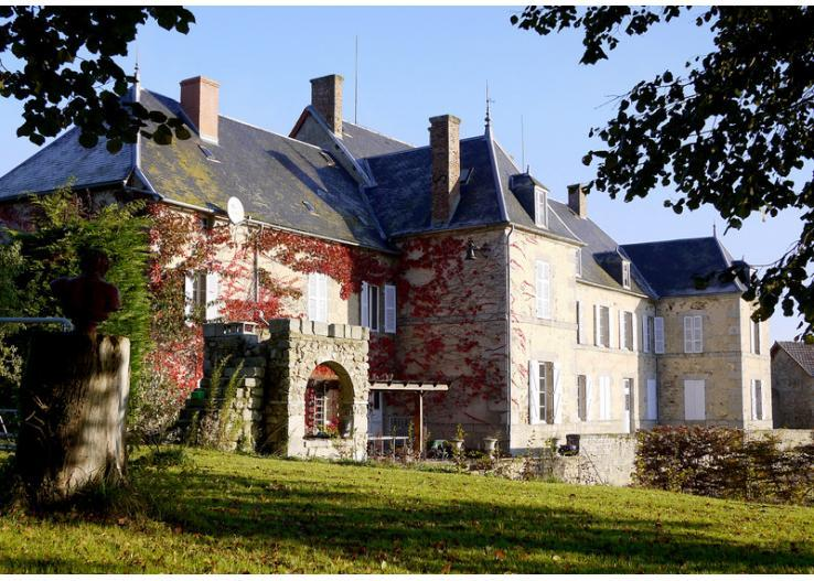 france/auvergne-limousin/chateau-de-mouney - Image 1 - Auzances - rentals