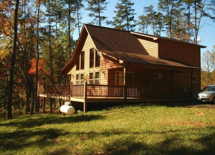 Bear Cub Cabin - Bear Cub Chalet - Murphy - rentals