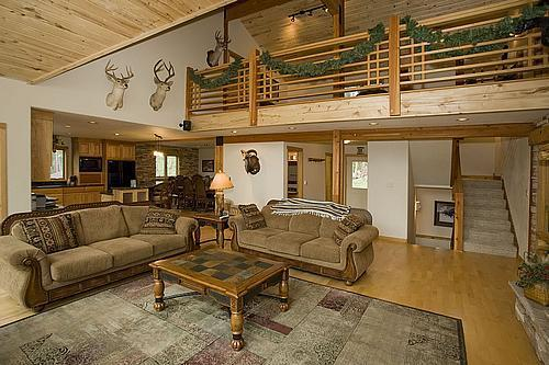 Great Family Room - Great Home: Views, Extras! 2/16-3/4 $575/nt rate! - Breckenridge - rentals
