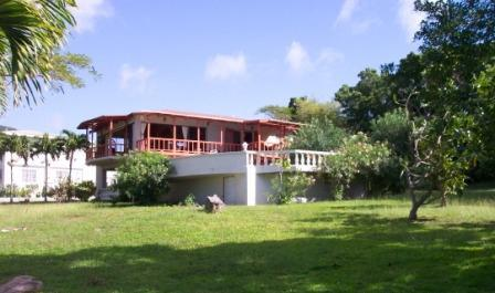 Barefoot Villa - Montserrat Villa for Rent  3 bedrooms 2 baths pool - Montserrat - rentals
