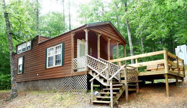 Loft Cabin - Image 1 - Murphy - rentals