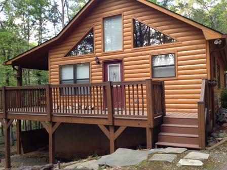 Bear's Den Cabin - Bear's Den - Murphy - rentals