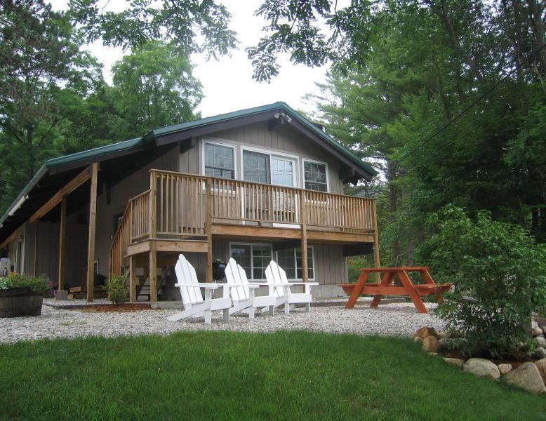 Front - Abbott Brook Vacation Chalets - Bartlett - rentals