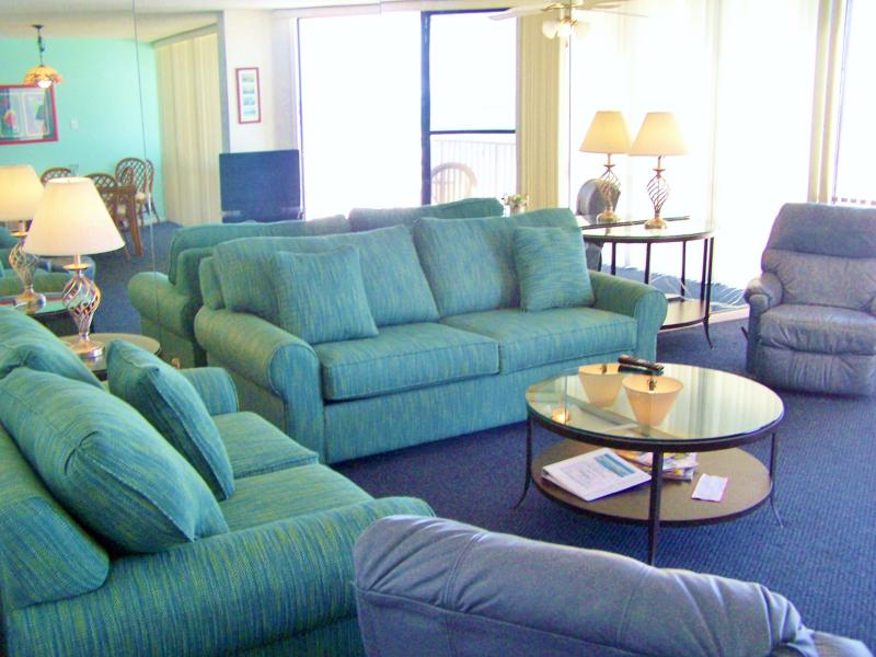 ABCs  Amenities, Beauty & Class It's Here + VIEWS! - Image 1 - Panama City Beach - rentals