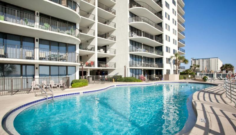 Entire Resort Renovations -Great Location- Beauty - Image 1 - Panama City Beach - rentals