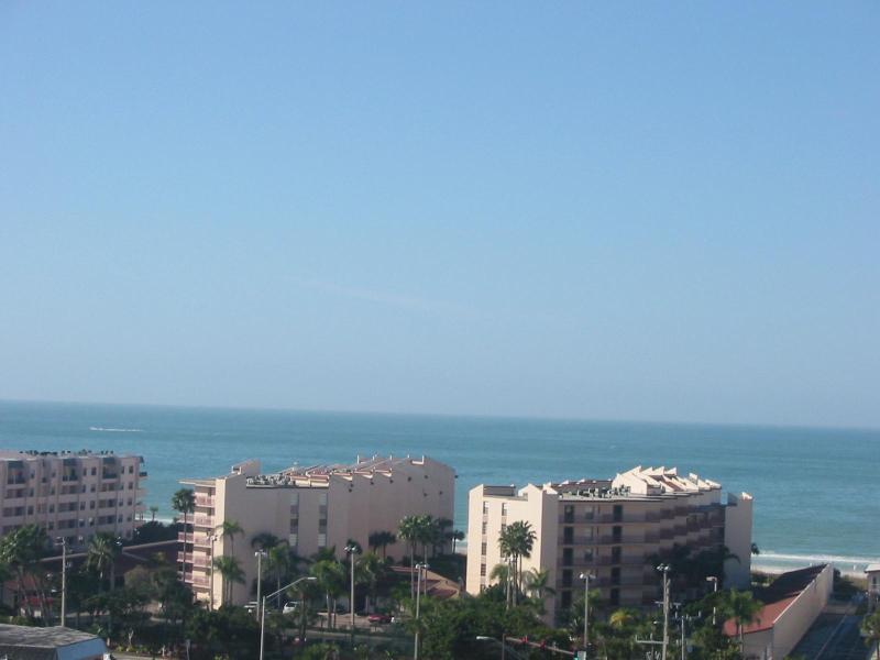 Gulf View from Balcony - Penthouse Gulf and Bay Views, Siesta Key, FL - Sarasota - rentals