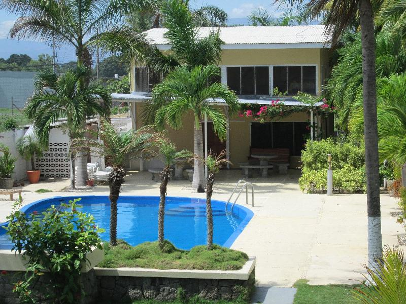 Main House - Costa Rica: Huge Cottage Style  Beach House -Large Private Pool - Puntarenas - rentals
