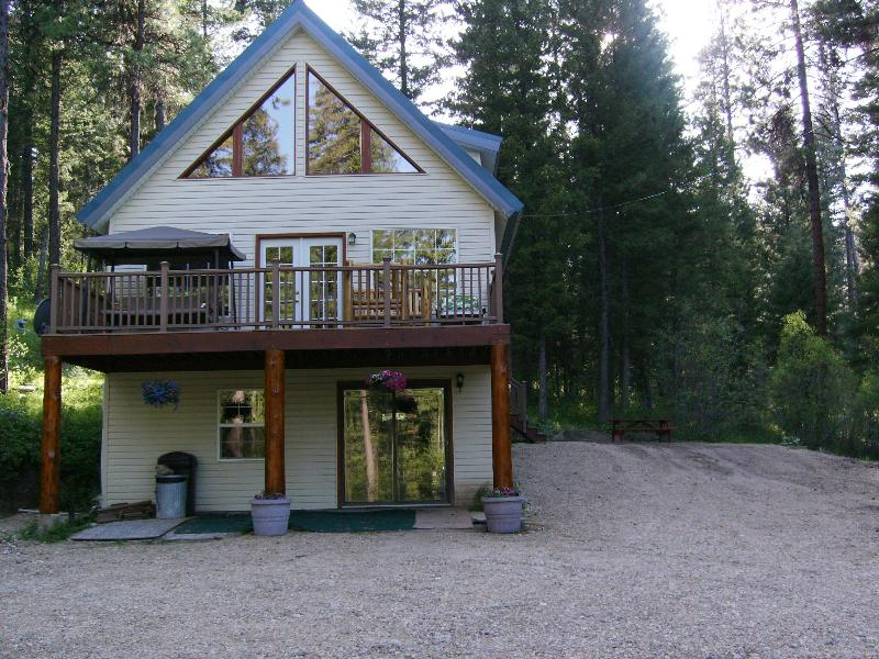 Front View - Beautiful Mountain  Cabin - Boise - rentals