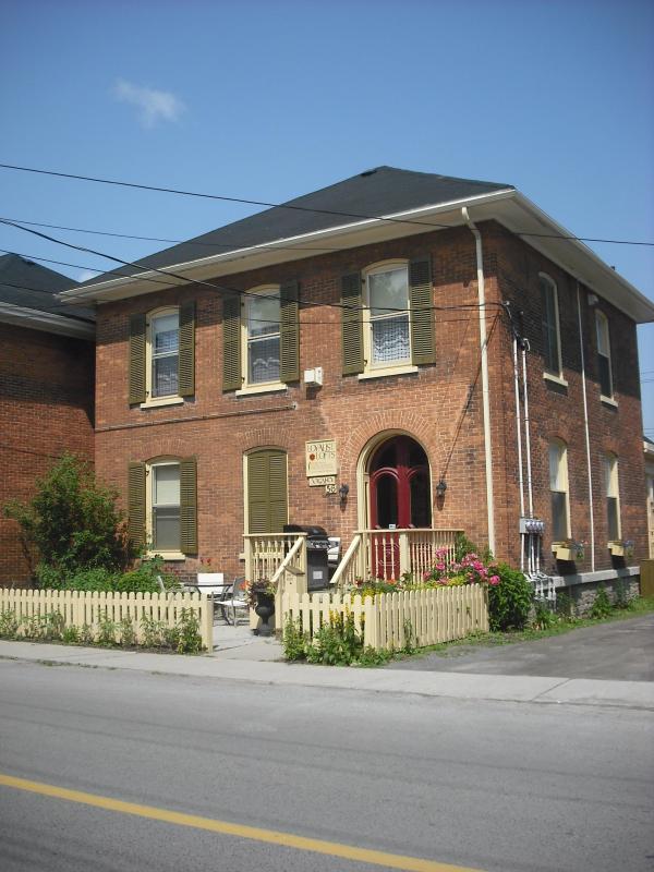 Exterior of Loyalist Lofts - Loyalist Lofts - Picton - rentals