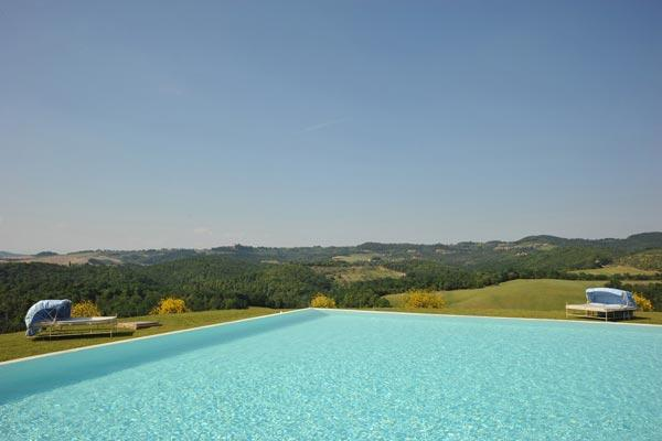 Set in a landscape of gentle Tuscan hills and wide valleys, this is  great villa for exploring Tuscany. HII CSN - Image 1 - Tuscany - rentals