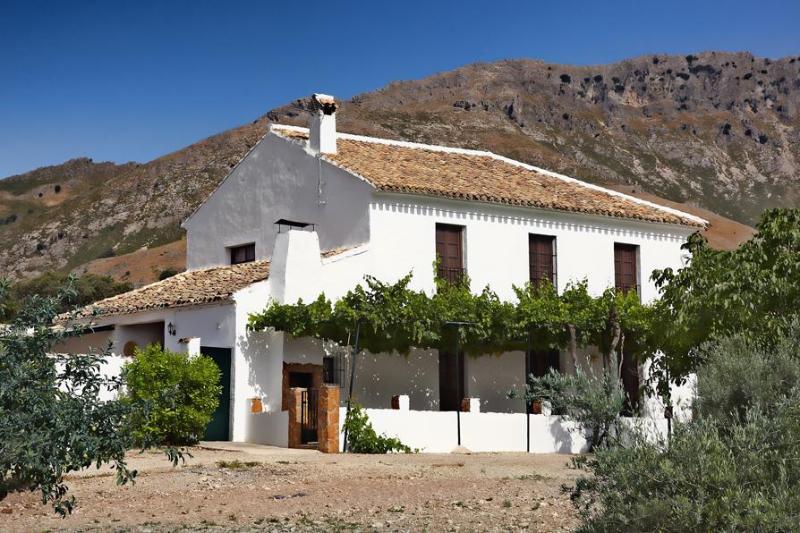 Fachada - Gran Casa Rural en el centro de Andalucia - Priego de Cordoba - rentals