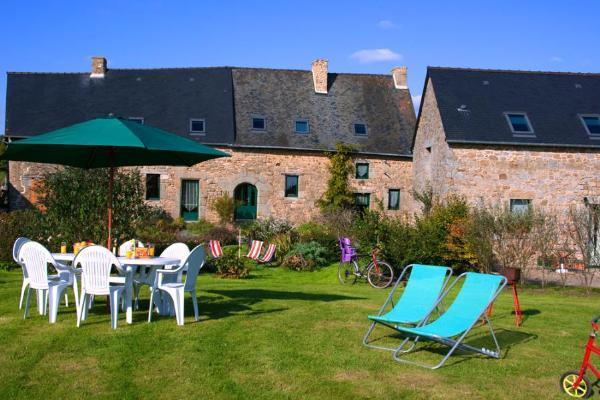 Le Petit Courtoux - Old typical Cottage 8 Persons Mt St Michel France - Saint-Germain-en-Cogles - rentals