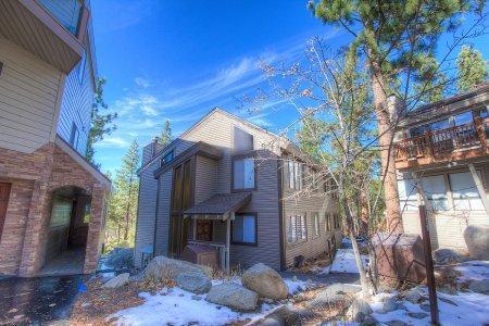 Cozy Two Level Lake Village Resort Condo ~ RA844 - Image 1 - Zephyr Cove - rentals