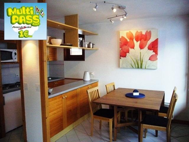 Kitchen & Dining Area - Les Mitoulets - Morzine-Avoriaz - rentals