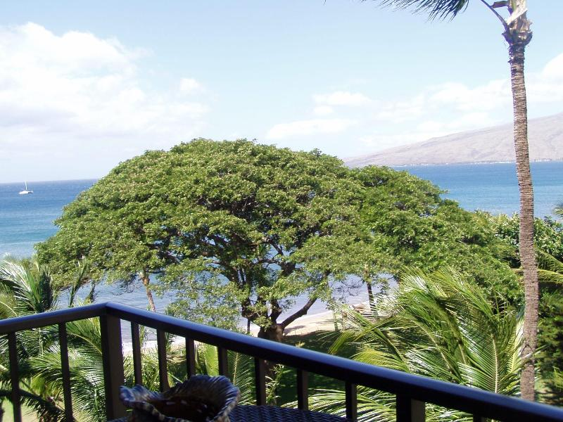 Oceanfront Views from Private Lanai - Oceanfront ,  $99. Kihei, #509, Kealia Resort, Mau - Kihei - rentals