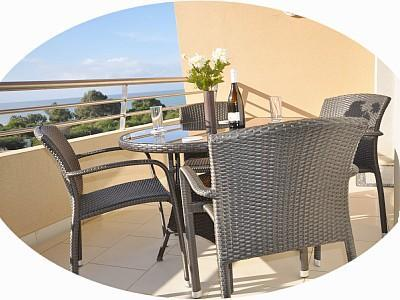 Luxury apartment over-looking Albufeira Bay - Image 1 - Albufeira - rentals