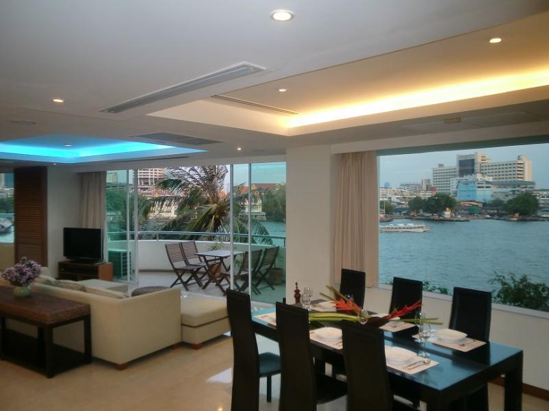 TheRiverSideBangkok - River living, luxury central - Image 1 - Bangkok - rentals