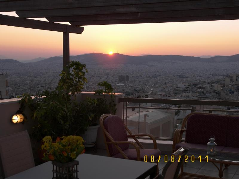Amazing view - 2 bedrooms sleep 4-7, Athens Center - Image 1 - Athens - rentals