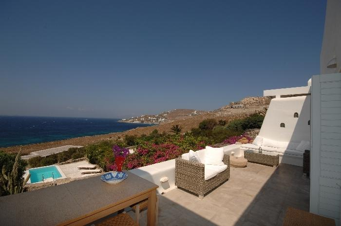 Sunset Villa Mykonos villa rentals, villas to let on mykonos, accommodations on - Image 1 - Mykonos - rentals