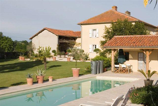 Tresbos farmhouse with private pool - Image 1 - Midi-Pyrenees - rentals