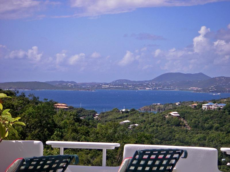 Ocean View of St. Thomas and Sunsets! - Best priced 2BR w/ Ocean View and Pool - Cruz Bay - rentals