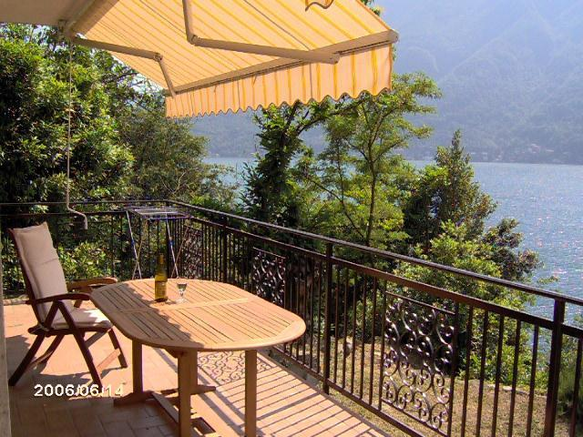 house has 2 floors sleeps 12 it has 5 bedrooms 3.5 bathrooms and 3 balcony's 2 kitchens parking WIFI - Lake Como Villa sleeps 12 Lakefront, with Parking - Nesso - rentals