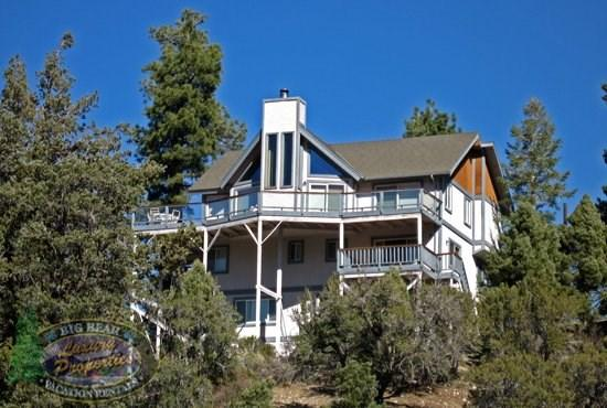 Morningstar Lodge - Morningstar Lodge - 4 Bedroom Vacation Rental in Big Bear Lake - Big Bear Lake - rentals