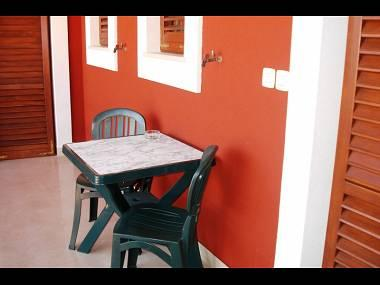 SA3 Mali(2): balcony - 2918 SA3 Mali(2) - Krnica - Krnica - rentals