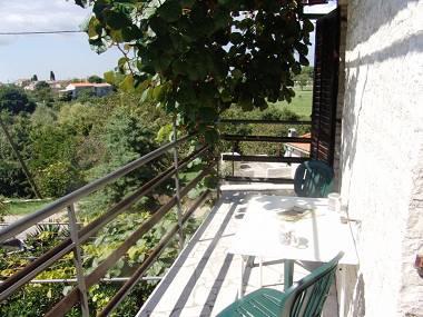 A1 Novi(2+2) : terrace - 2919 A1 Novi(2+2)  - Krnica - Krnica - rentals