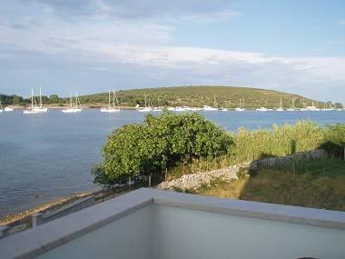 A1(4): balcony view - 2939 A1(4) - Ilovik (Island Ilovik) - Ilovik - rentals