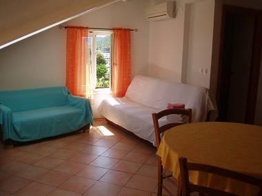SA2(2+1): living room - 2939 SA2(2+1) - Ilovik (Island Ilovik) - Ilovik - rentals