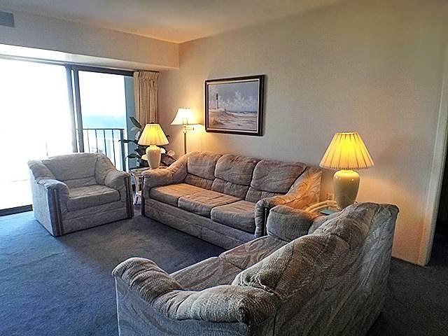 Great 2 Bedroom/2 Bathroom Condo in Ocean City (9400--1403) - Image 1 - Ocean City - rentals
